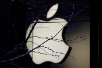 Apple will include a high-end model in its line-up that features three cameras on its back. Reuters